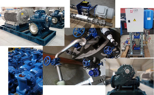 SAFCO - Water pumps
